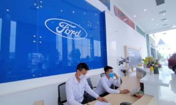 Thanh Hóa Ford đẩy mạnh công tác phòng chống dịch COVID