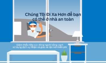 Ford Việt Nam triển khai chương trình Nhận và giao xe tận nơi miễn phí
